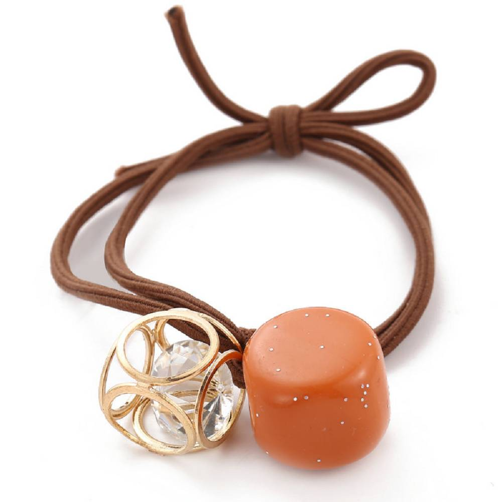 rubber string Hair accessories