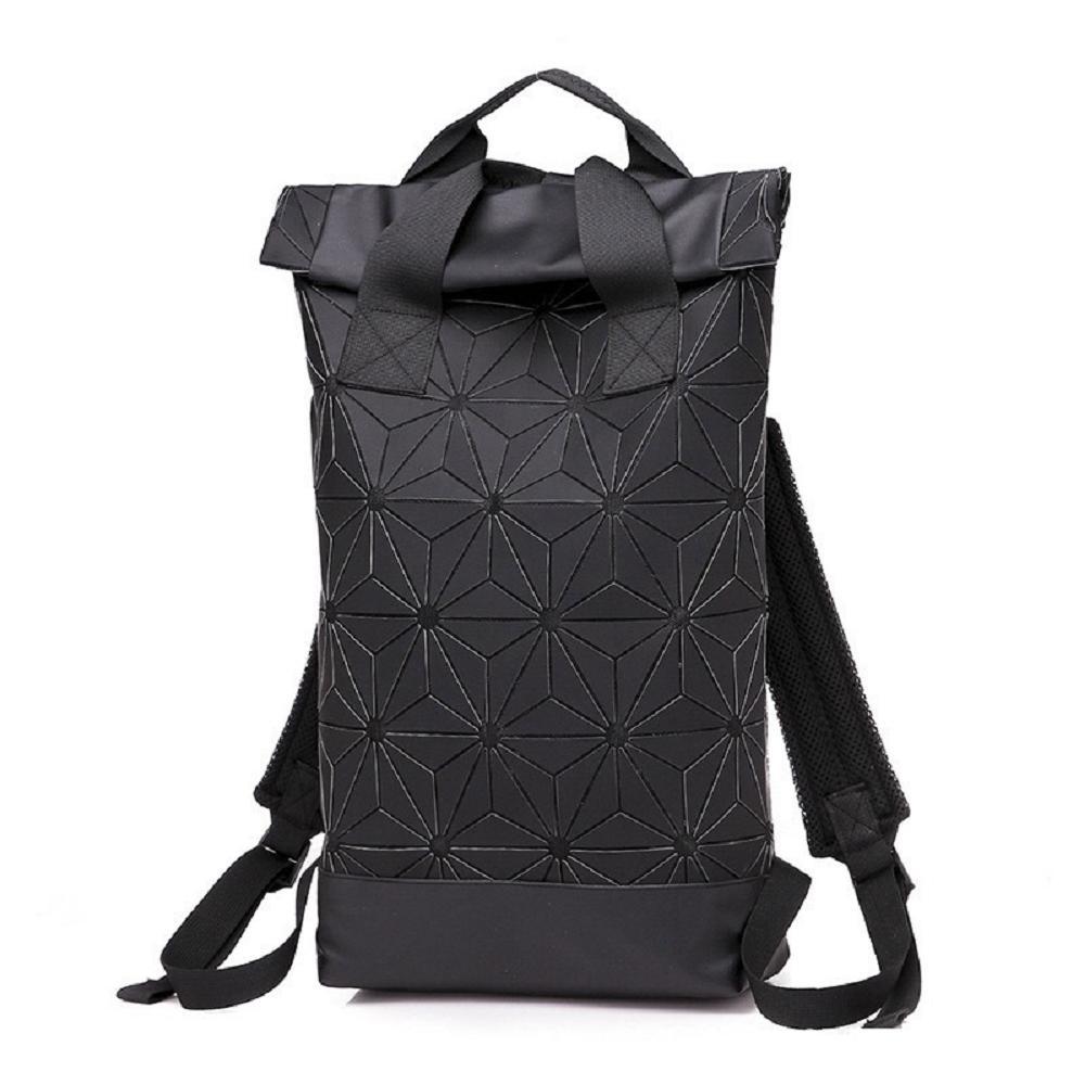 Luminous colorful backpack