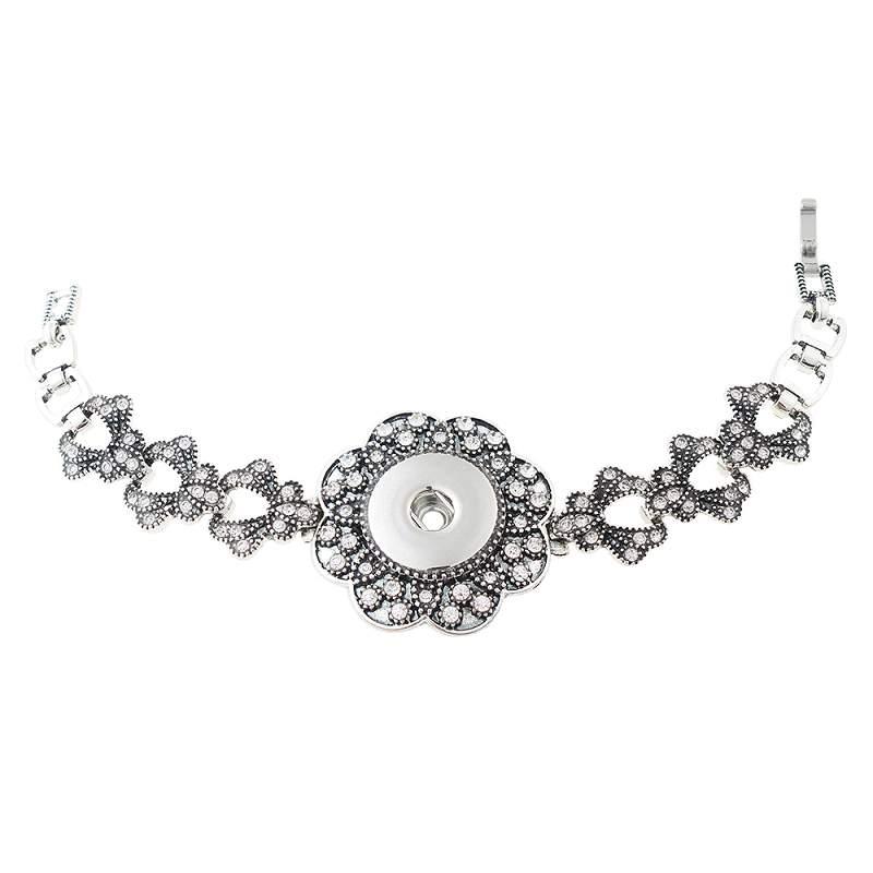 snap buttons bracelets Jewelry