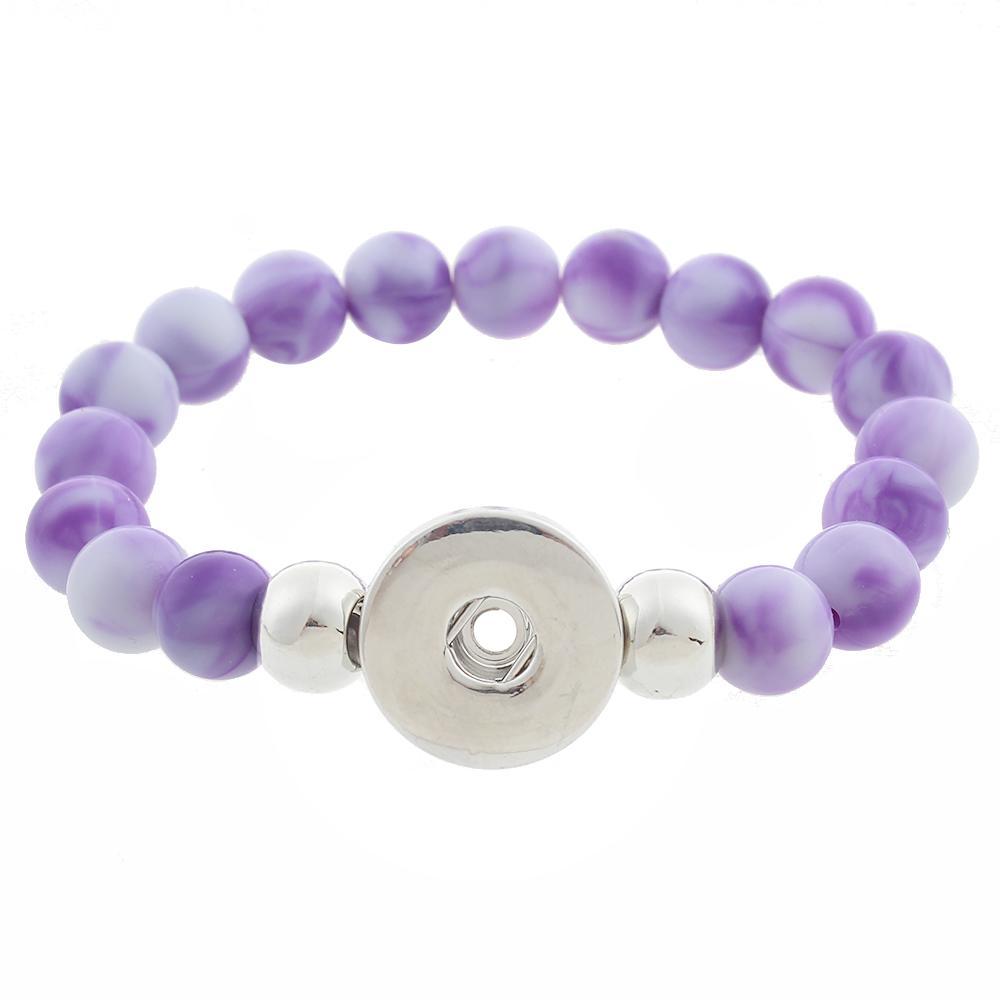 snaps Beads bracelet