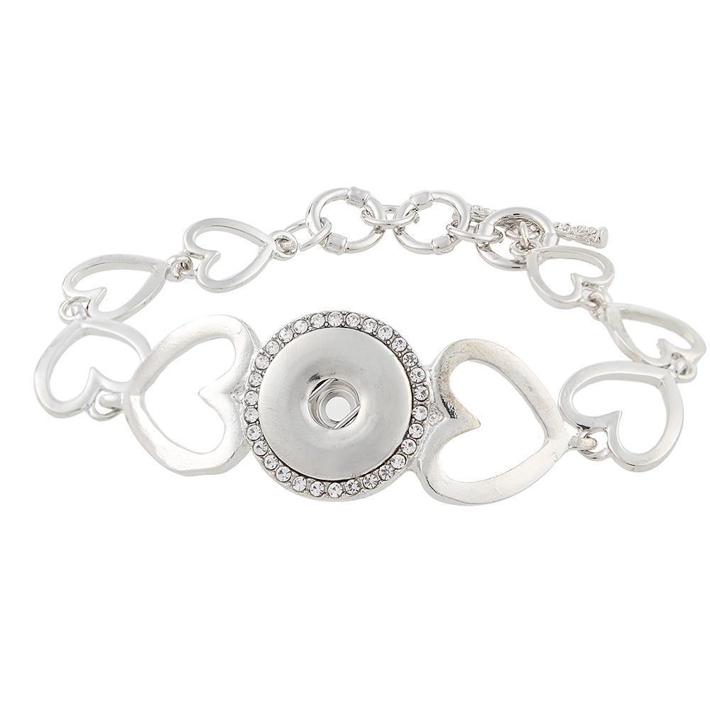 20mm snaps bracelets