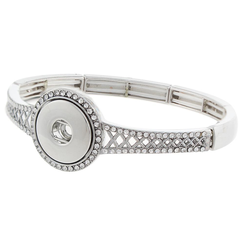 snap button bracelets Jewelry