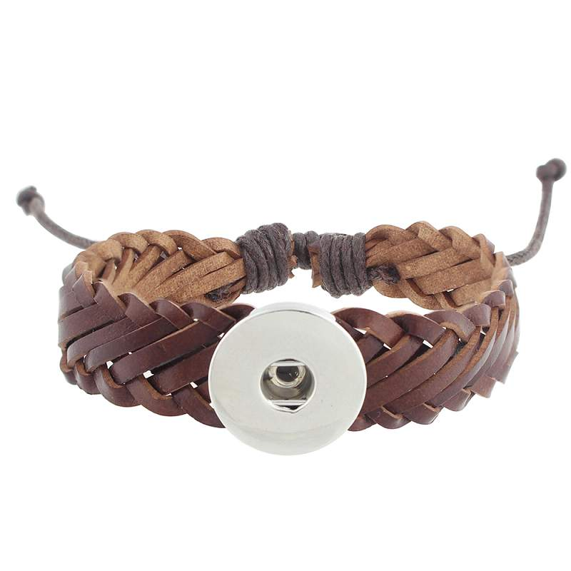 Wholesale Snap button Bracelets and Bangles fit Ginger ...