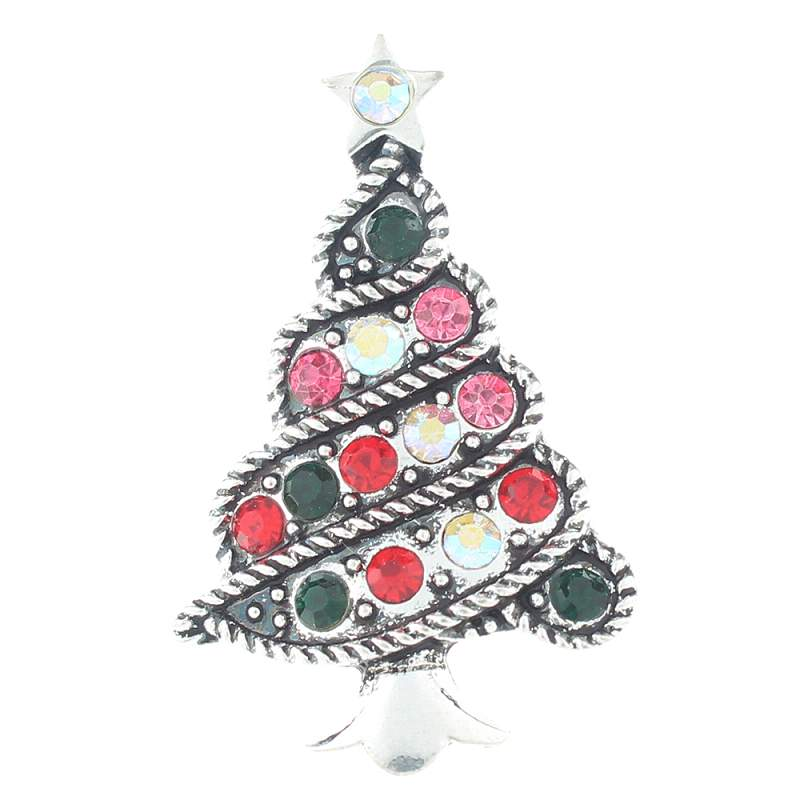 20mm Christmas Snap Button