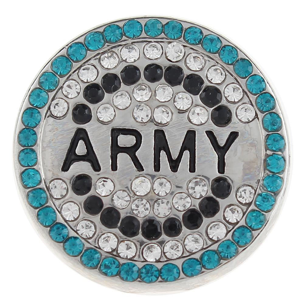ARMY Design 20mm Snap Button