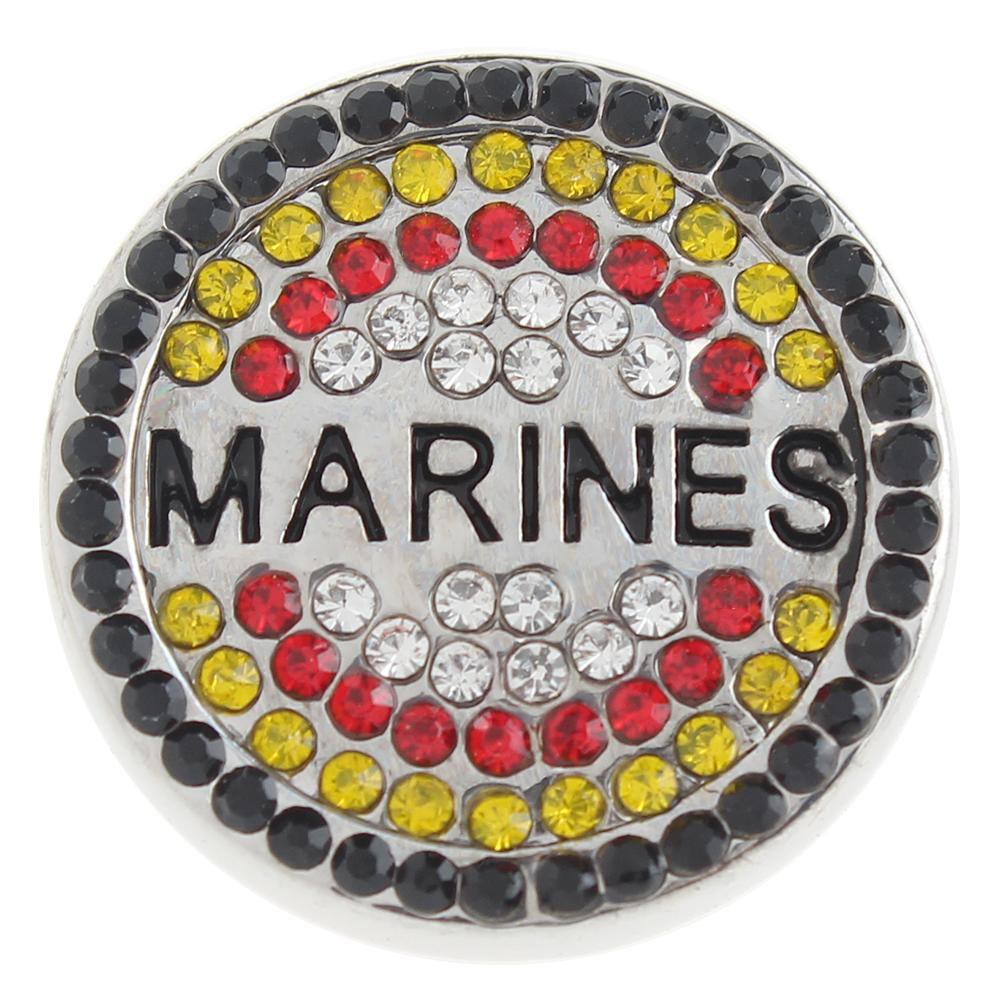 MARINES Design 20mm Snap Button