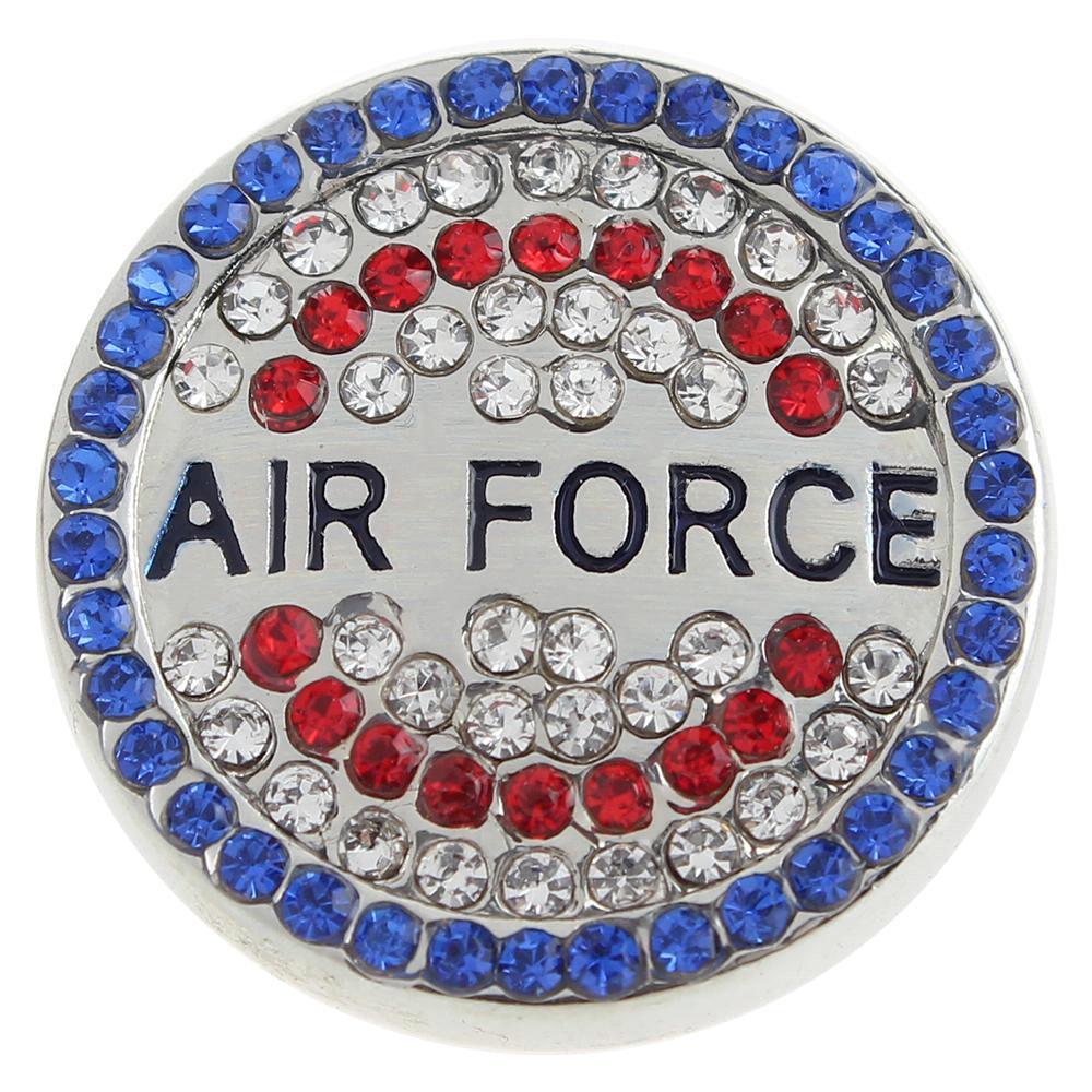 AIR FORCE Design 20mm Snap Button