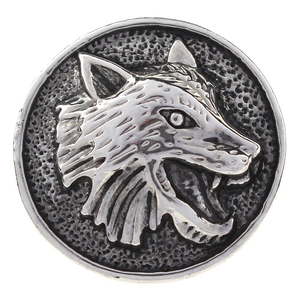 20mm blackened around Wolf head snaps