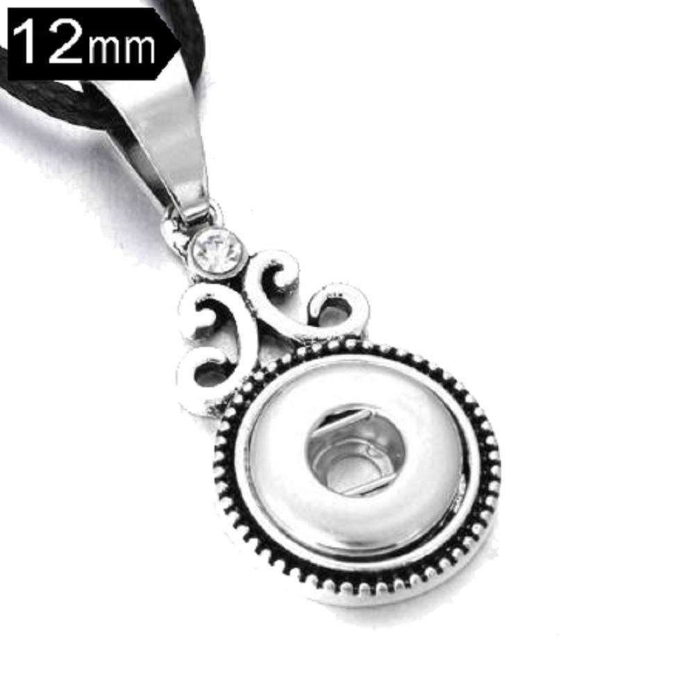 12mm Mini snaps Pendant
