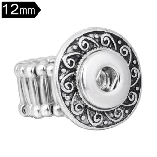 12mm Mini snaps Ring