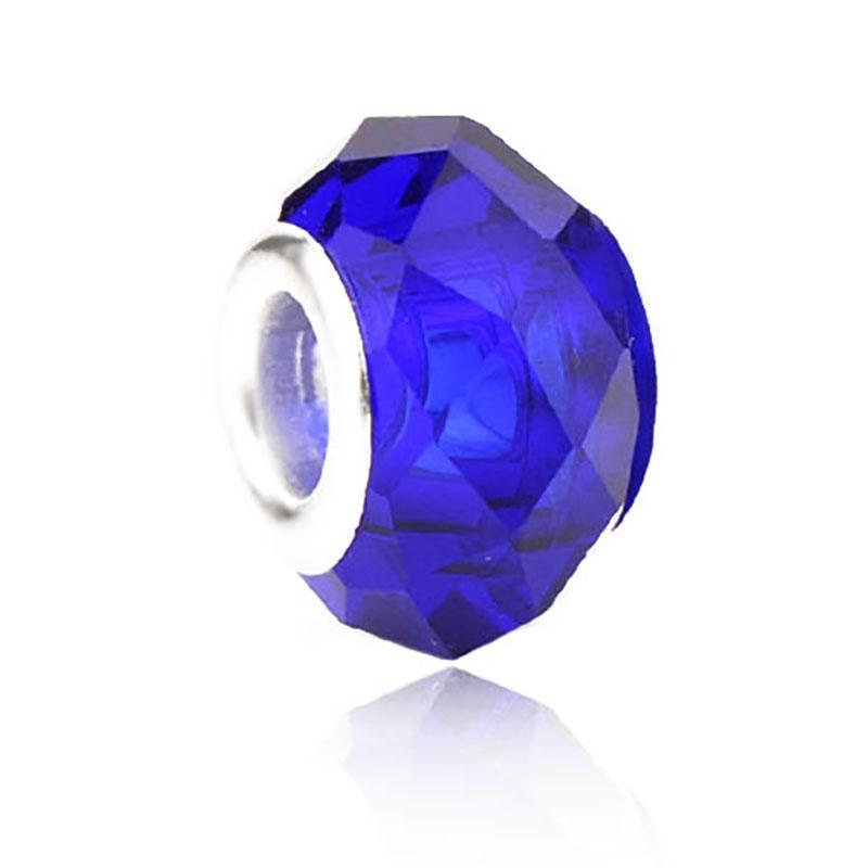 10pcs/set 9*14 Glass European Beads