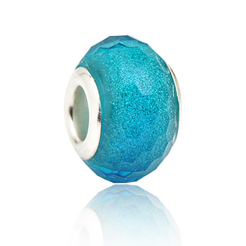 10pcs/set 9*14 Resin European Beads