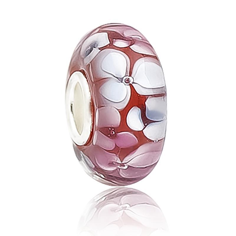 10pcs/set 8*14 Lampwork European Beads